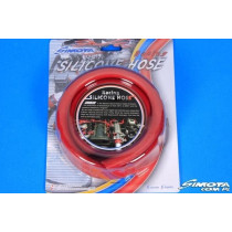 Univerzális silicone cső 10x16x212 cm Piros